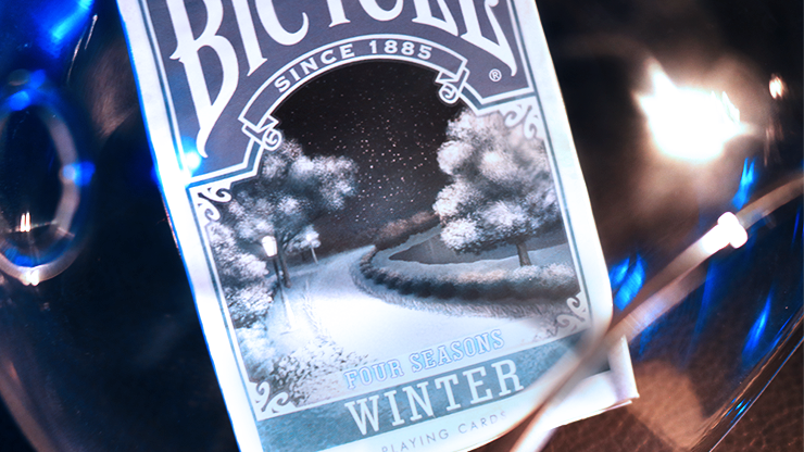 Bicycle Four Seasons Limited Edition (Winter) Playing Cards