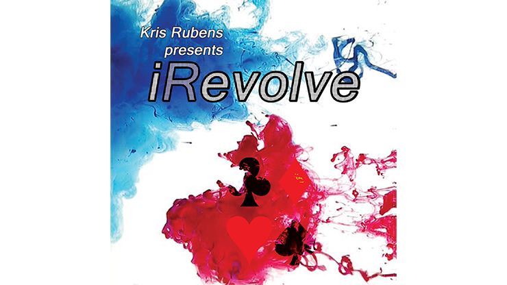 iRevolve (Blue/Red) by Kris Rubens