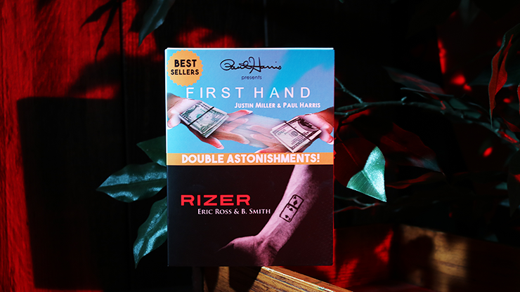 Paul Harris Presents First Hand/Rizer Double Astonishments - Justin Miller/Eric Ross & B. Smith