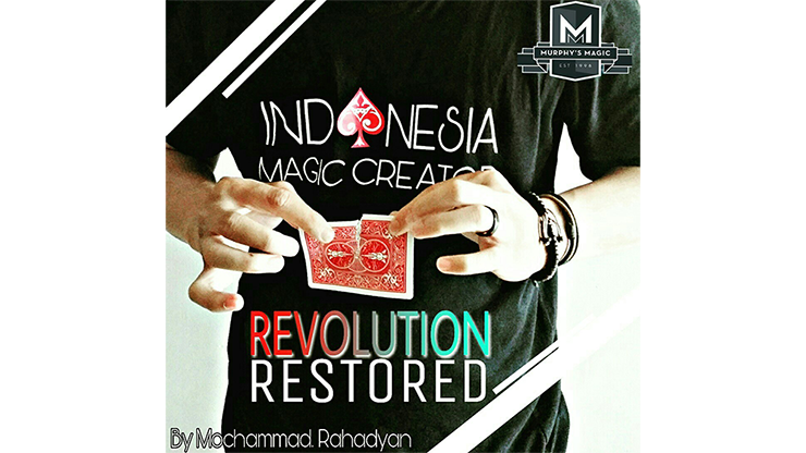Revolution Restored by Mochammad Rahadyan video DOWNLOAD