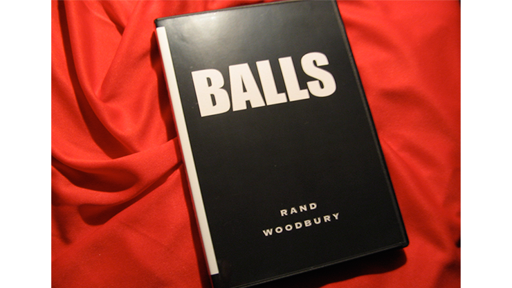 BALLS by Rand Woodbury