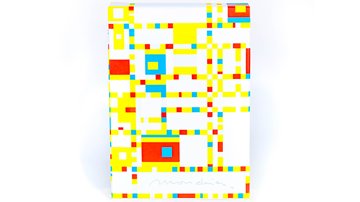 Mondrian: Broadway Playing Cards