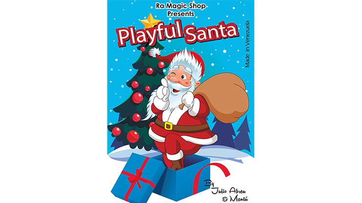 Playful Santa (L) - Ra Magic Shop & Julio Abreu