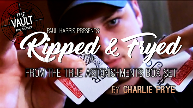 The Vault - Ripped and Fryed by Charlie Frye video DOWNLOAD