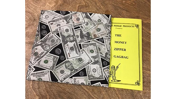 The Money Zipper Gagbag