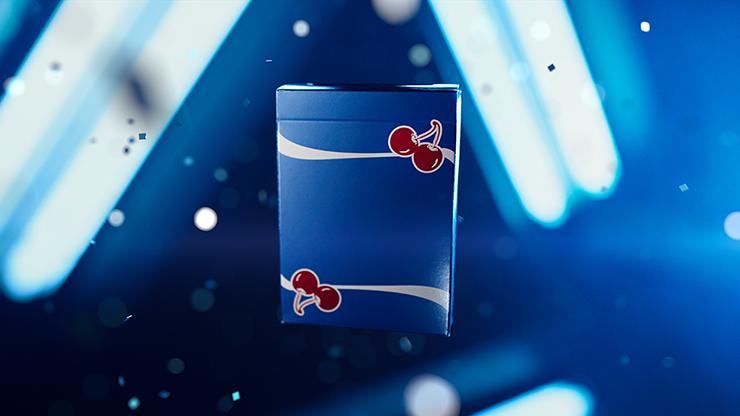 Spirit Blue Bicycle Poker Spielkarten