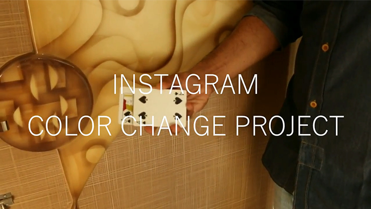 Magic Encarta Presents INSTAGRAM COLOR CHANGE PROJECT by Vivek Singhi video DOWNLOAD