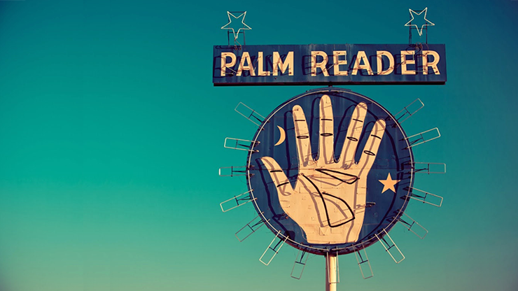 Palm Reading for Magicians Video DOWNLOAD