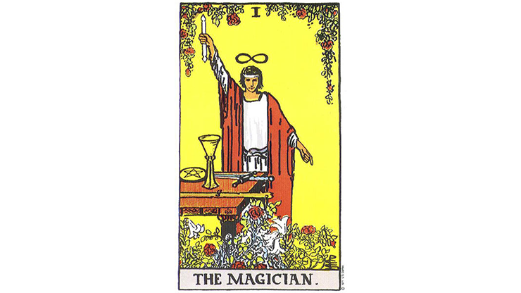The Magician's Guide to the Tarot eBook DOWNLOAD