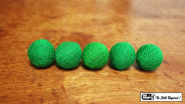 Crochet 5 Ball combo Set (1