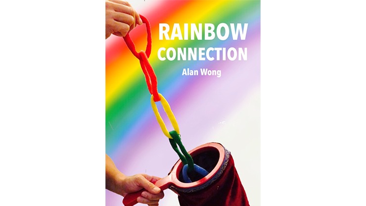 Rainbow Connection by Alan Wong Bunte Seilringe zu Kette verbinden etc.