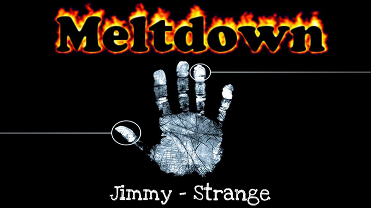 Meltdown by Jimmy Strange (Gimmicks and Online Instructions) Feuerzeug auseinanderziehen