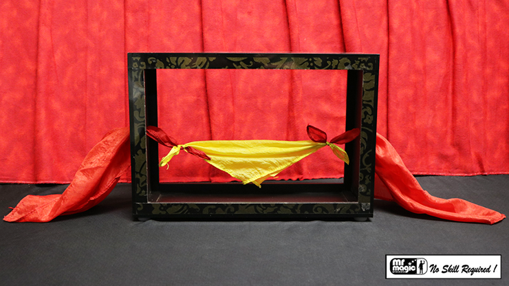 20th Century Balloon Silk Frame by Mr. Magic - Trick