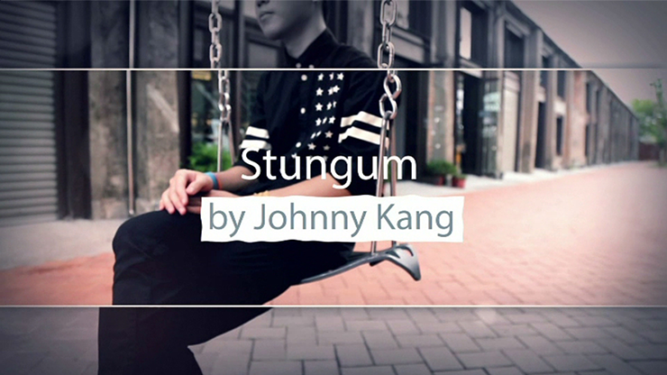 Magic Soul Presents Stungum by Johnny Kang