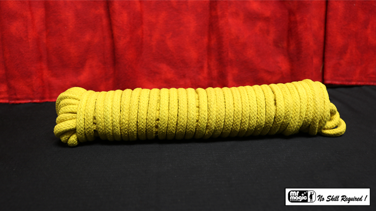 Cotton Rope (Yellow) 50 ft - Mr. Magic