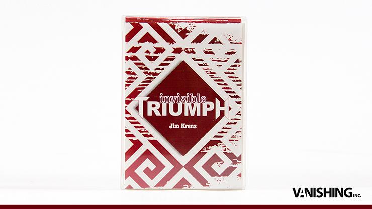 Invisible Triumph (Gimmicks & Instrucciones Online) - Jim Krenz