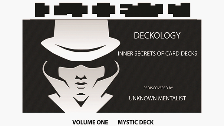 DECKOLOGY VOL 1 MYSTIC DECK by Unknown Mentalist eBook DOWNLOAD