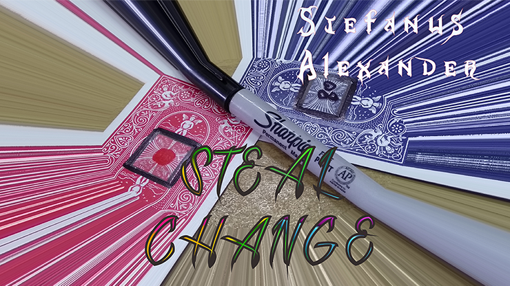 STEAL CHANGE by Stefanus Alexander video DOWNLOAD