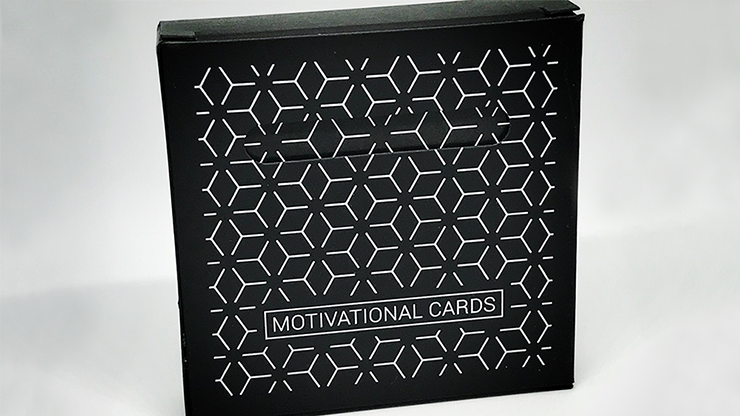 Motivational Cards (Gimmicks and Online Instructions) by Luca Volpe - Trick