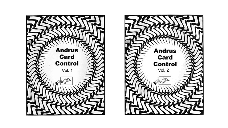Andrus Card Control (2 book set) DOWNLOAD eBook