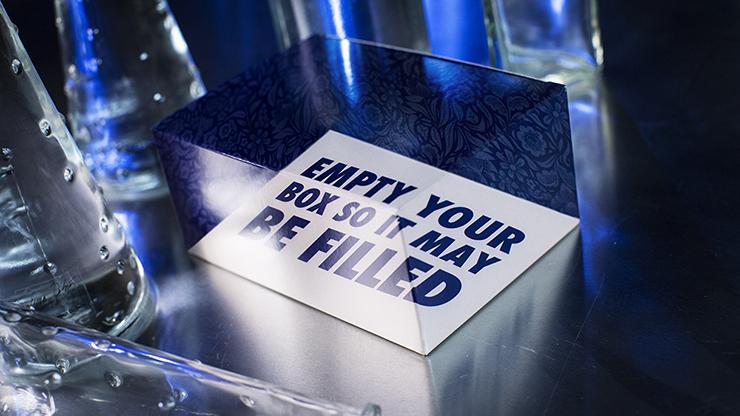 Refill Butterfly Cards Blue (6 pack) by Ondrej Psenicka