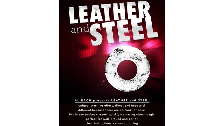 LEATHER & STEEL (Gimmick & Instrucciones Online) - Al Bach