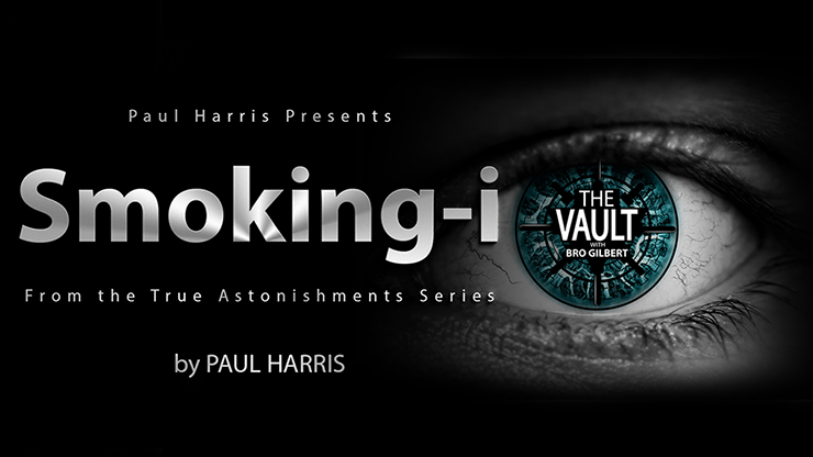 The Vault Smoking i by Paul Harris video DOWNLOAD