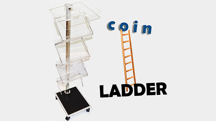 Coin Ladder (Arcylic) - Amazo Magic