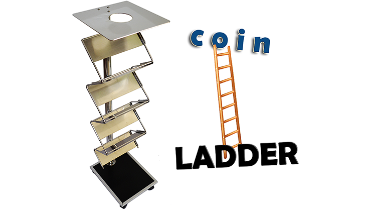 Coin Ladder (Stainless Steel) - Amazo Magic