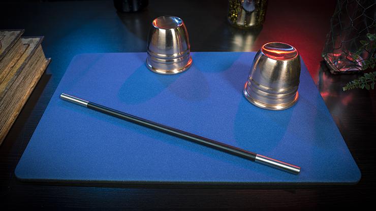 Tapete para Magia Estandar 27cm X 40cm (Azul)