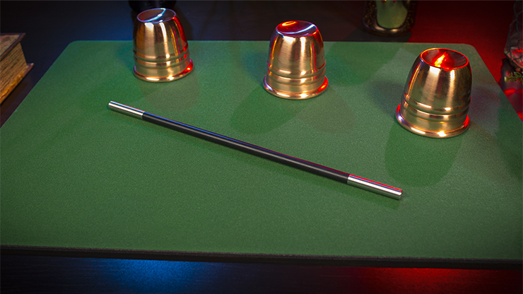 Tapete para Magia Estandar 40cm X 58cm (Verde)