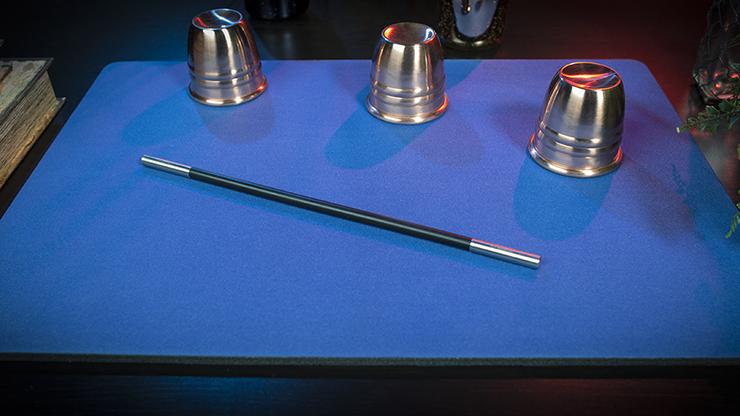 Tapete para Magia Estandar 40cm X 58cm (Azul)