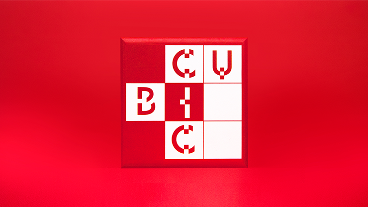Cubic (Gimmicks and Online Instructions) by Francis Menotti Zauberwürfel-Voraussage