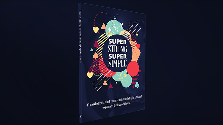Super Strong Super Simple by Ryan Schlutz - DVD