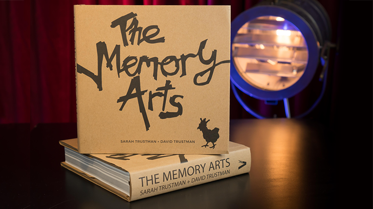 The Memory Arts by Sarah and David Trustman Kartenspiel memorieren leicht gemacht