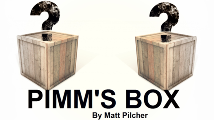 Pimms Box by Matt Pilcher eBook DOWNLOAD