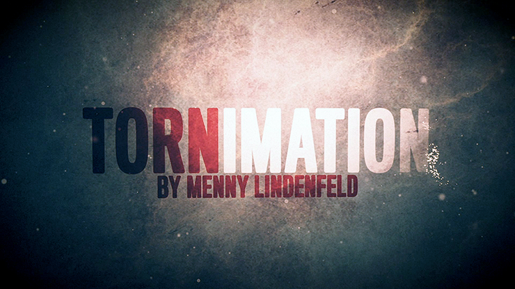 Tornimation (Gimmick and Online Instructions) - Menny Lindenfeld