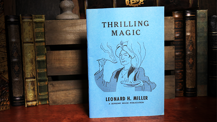 Thrilling Magic by Leonard H. Miller - Book