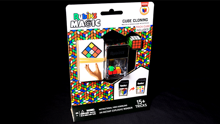 Rubik's Cube Cloning with Trick Cube (15 Tricks) by Fantasma Magic