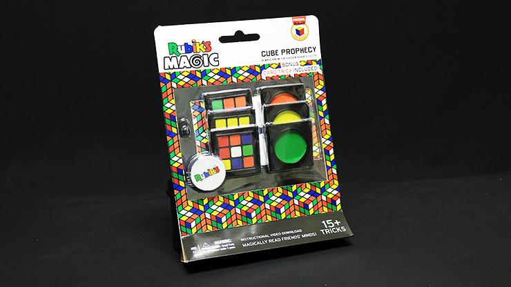Rubik's Cube Prophecy Magic (With 15 Tricks) by Fantasma Magic - Trick