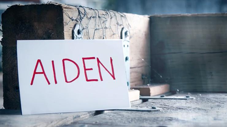 Aiden (DVD & Gimmicks) - Ryuhei Nakamura - DVD