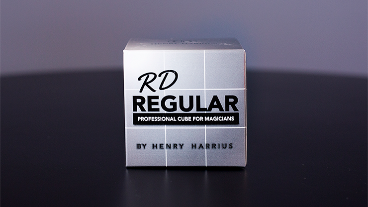 RD Regular Cube by Henry Harrius - Trick