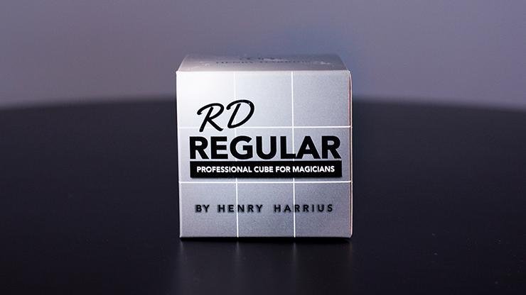 RD Regular Cube by Henry Harrius Anpassbarer Zauberwüfel für Zauberkünstler