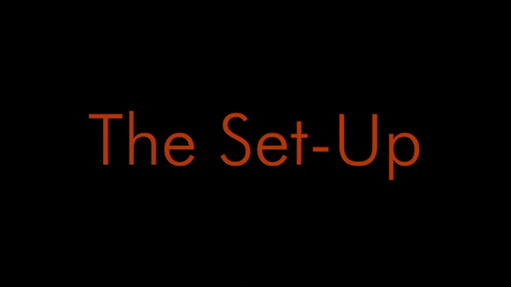 The Set Up by Jason Ladanye video DOWNLOAD