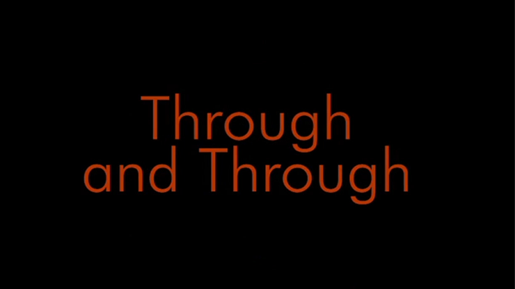 Through and Through by Jason Ladanye video DOWNLOAD
