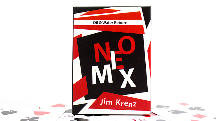 NeoMix (Gimmick and Online Instructions) by Jim Krenz - Trick