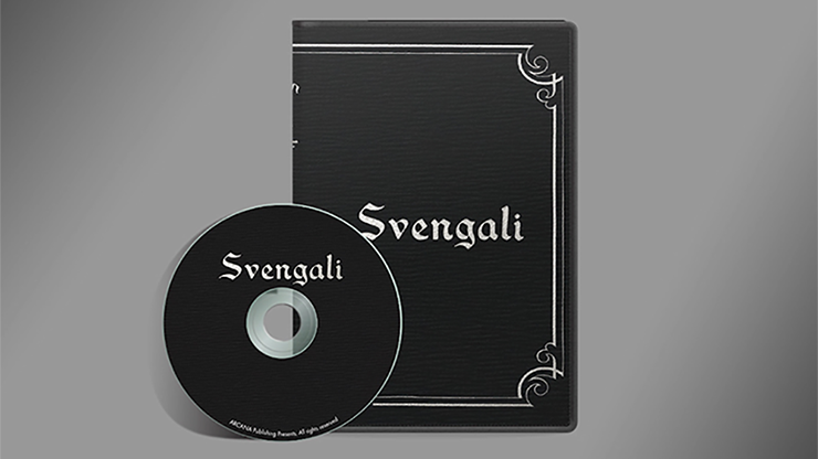 SVENGALI by Mr. Pearl - DVD