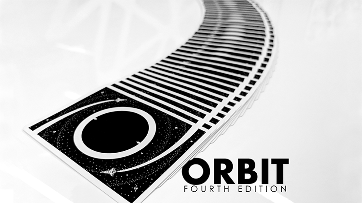 Baraja Orbit V4 - Playing Cards