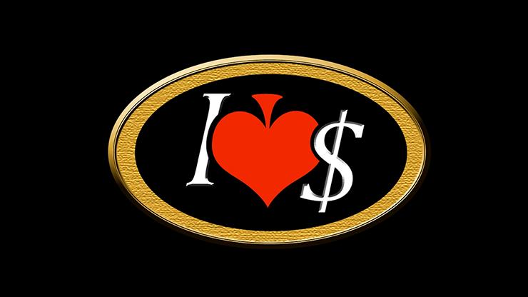 I LOVE MONEY by Hugo Valenzuela - Trick