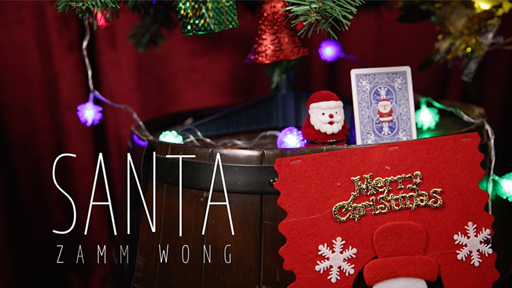 SANTA - Zamm Wong & Bone Lee